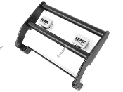 CChand TRX4 Bronco Cowboy Front Bumper (Black) with IPF Light