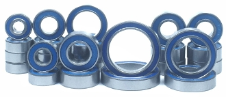 DSM Traxxas TRX-4 Front & Rear Axle Bearing Kit (26 Pcs)