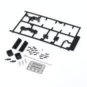 Killerbody LC70 Realistic Movable Opening Hood Hinge Kit