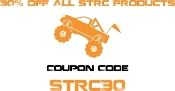 30% Off All STRC Products = STRC30