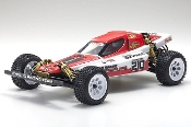 Kyosho Turbo Optima Gold 4WD Off-Road Racer Kit