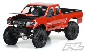 "Pro-Line Racing Builders Series: Metric Clear Body for 12.3"" WB"