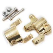 Yeah Racing SCX10 II Brass C-Hub 2 pcs