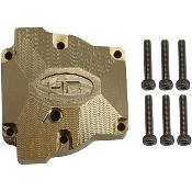 Yeah Racing SCX10 II Brass Diff Cover (1)