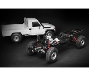 Boom Racing BRX01 Scale Offroad Truck