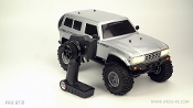 Cross RC FR4 1/10 Demon 4x4 RTR Off Road Truck Gun Metal