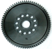 Kimbrough 87 Tooth 48 Pitch Spur Gear for Traxxas E-Cars & Truck
