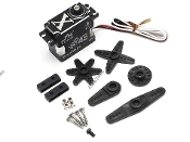 JX Servo 45KG Waterproof Aluminum Case Brushless Metal Gear